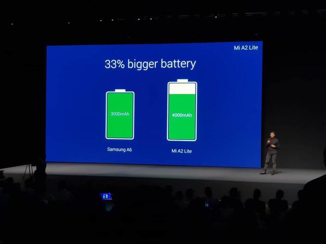 Xiaomi Mi A2, A2 Lite ra mắt: bộ đôi smartphone Android One giá chưa đến 6 triệu, thiết kế na ná iPhone X, cũng có camera AI - Ảnh 13.