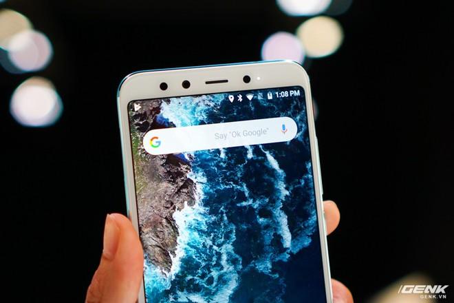 Xiaomi Mi A2, A2 Lite ra mắt: bộ đôi smartphone Android One giá chưa đến 6 triệu, thiết kế na ná iPhone X, cũng có camera AI - Ảnh 3.