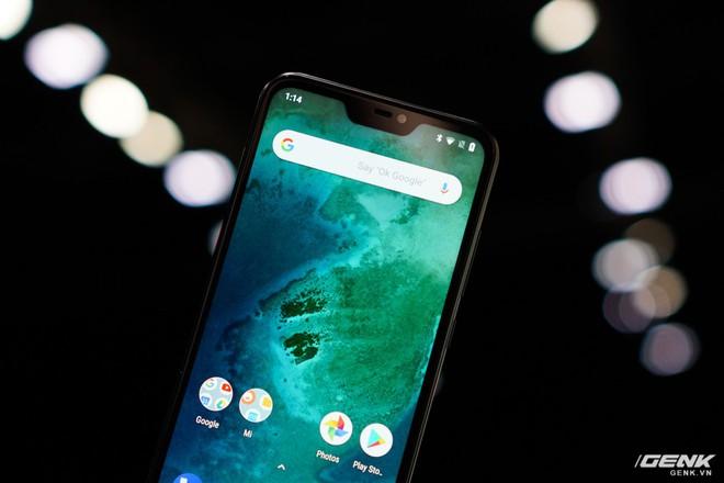 Xiaomi Mi A2, A2 Lite ra mắt: bộ đôi smartphone Android One giá chưa đến 6 triệu, thiết kế na ná iPhone X, cũng có camera AI - Ảnh 10.