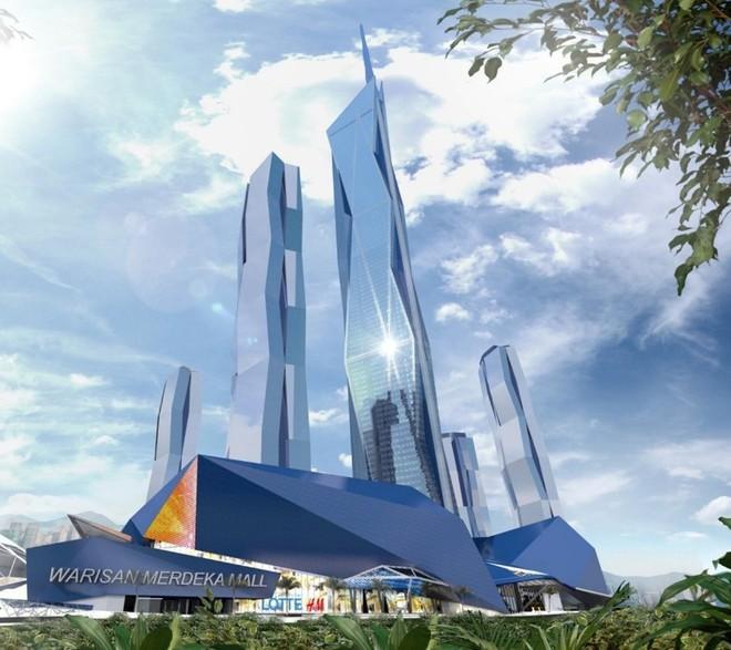 Cùng chiêm ngưỡng 7 tòa cao ốc chọc trời đang được xây dựng ở khắp nơi trên thế giới - Ảnh 4.