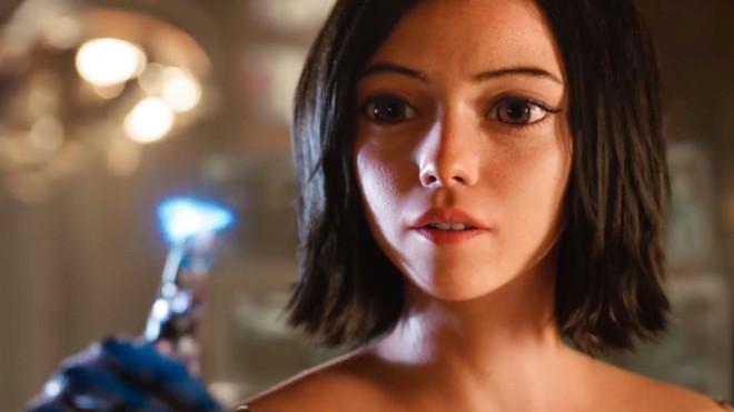 Cha đẻ Avatar tung trailer như muốn kể tuốt tuột cả phim về thiên thần nửa người nửa máy - Ảnh 2.