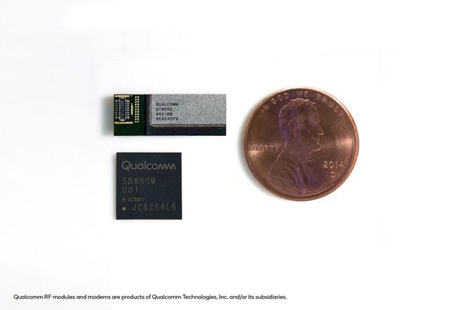 Qualcomm trình làng ăng-ten mmWave 5G đầu tiên trên thế giới cho smartphone - Ảnh 2.