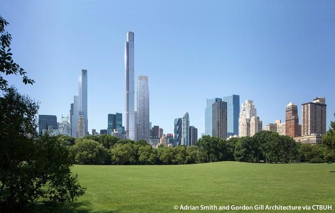 Cùng chiêm ngưỡng 7 tòa cao ốc chọc trời đang được xây dựng ở khắp nơi trên thế giới - Ảnh 11.