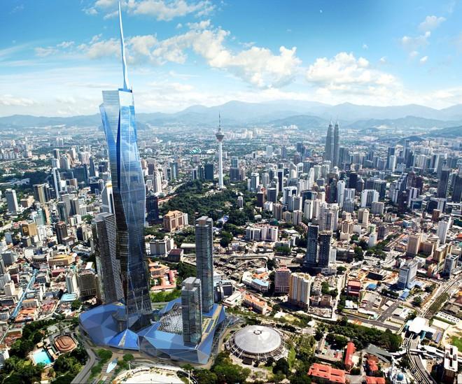 Cùng chiêm ngưỡng 7 tòa cao ốc chọc trời đang được xây dựng ở khắp nơi trên thế giới - Ảnh 5.