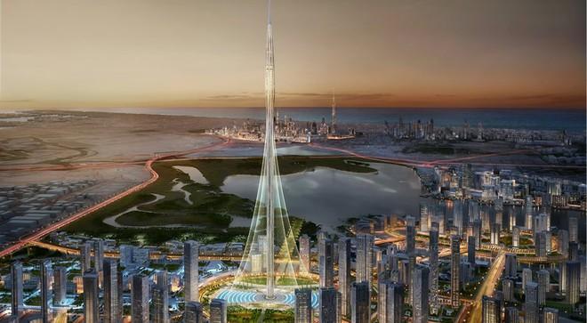 Cùng chiêm ngưỡng 7 tòa cao ốc chọc trời đang được xây dựng ở khắp nơi trên thế giới - Ảnh 7.