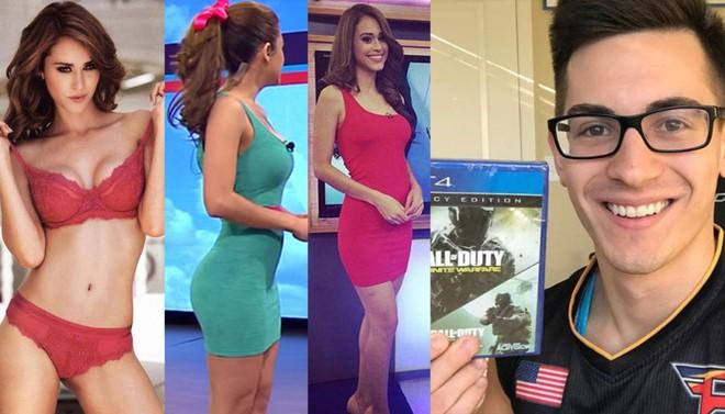 Game thủ chuyên nghiệp chia tay nữ MC thời tiết quyến rũ nhất thế giới để tập trung chơi Call of Duty - Ảnh 9.