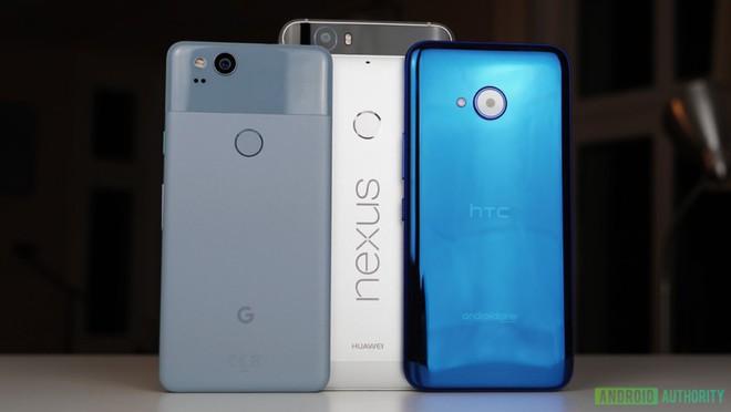 Tưởng chừng như phao cứu sinh, nhưng hóa ra những chiếc Google Phone lại là thuốc độc với HTC - Ảnh 4.