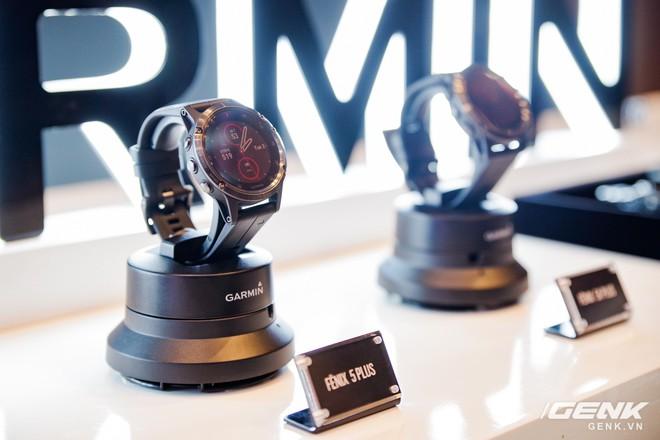 Garmin ra mắt fēnix 5 Plus và vívoactive 3 Music: nâng cấp bản đồ GPS, phát nhạc mp3 qua Bluetooth, giá từ 8 đến 20 triệu đồng - Ảnh 3.