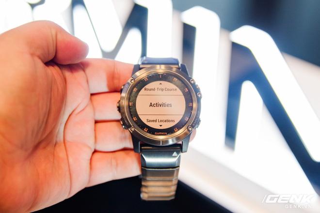 Garmin ra mắt fēnix 5 Plus và vívoactive 3 Music: nâng cấp bản đồ GPS, phát nhạc mp3 qua Bluetooth, giá từ 8 đến 20 triệu đồng - Ảnh 11.