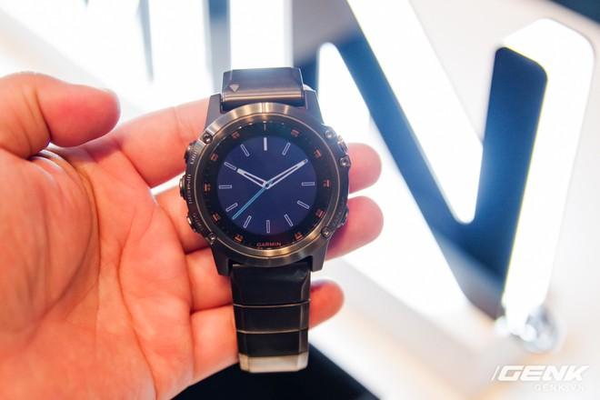 Garmin ra mắt fēnix 5 Plus và vívoactive 3 Music: nâng cấp bản đồ GPS, phát nhạc mp3 qua Bluetooth, giá từ 8 đến 20 triệu đồng - Ảnh 16.