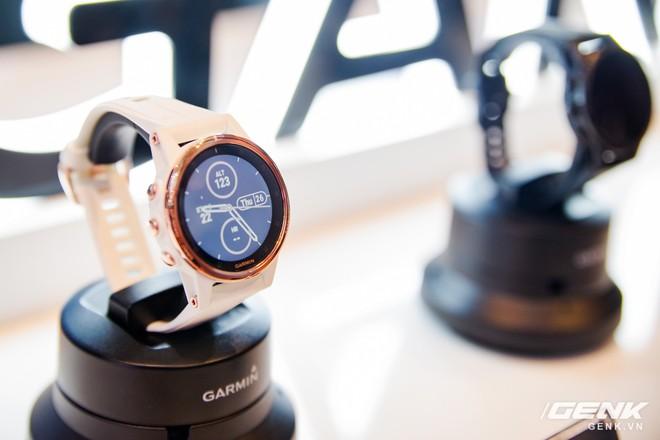 Garmin ra mắt fēnix 5 Plus và vívoactive 3 Music: nâng cấp bản đồ GPS, phát nhạc mp3 qua Bluetooth, giá từ 8 đến 20 triệu đồng - Ảnh 17.