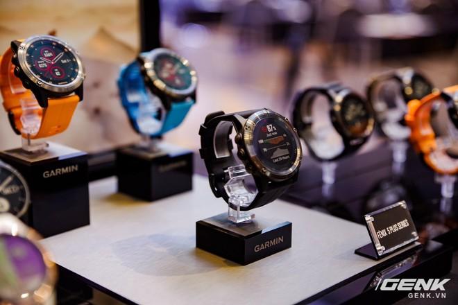 Garmin ra mắt fēnix 5 Plus và vívoactive 3 Music: nâng cấp bản đồ GPS, phát nhạc mp3 qua Bluetooth, giá từ 8 đến 20 triệu đồng - Ảnh 18.