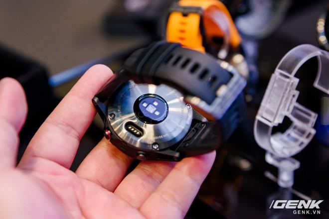 Garmin ra mắt fēnix 5 Plus và vívoactive 3 Music: nâng cấp bản đồ GPS, phát nhạc mp3 qua Bluetooth, giá từ 8 đến 20 triệu đồng - Ảnh 10.