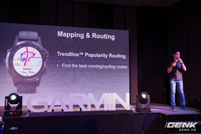 Garmin ra mắt fēnix 5 Plus và vívoactive 3 Music: nâng cấp bản đồ GPS, phát nhạc mp3 qua Bluetooth, giá từ 8 đến 20 triệu đồng - Ảnh 7.