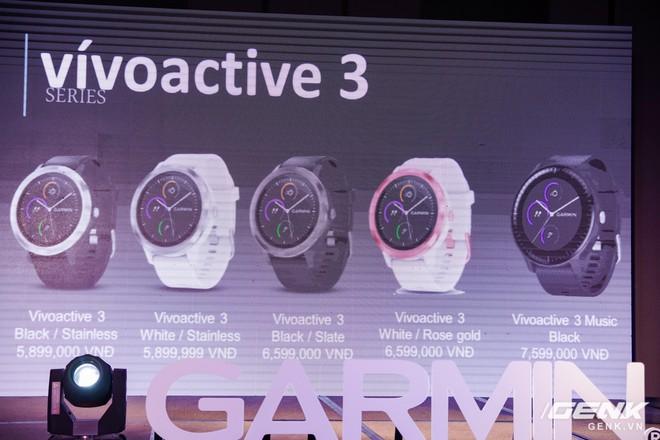 Garmin ra mắt fēnix 5 Plus và vívoactive 3 Music: nâng cấp bản đồ GPS, phát nhạc mp3 qua Bluetooth, giá từ 8 đến 20 triệu đồng - Ảnh 14.