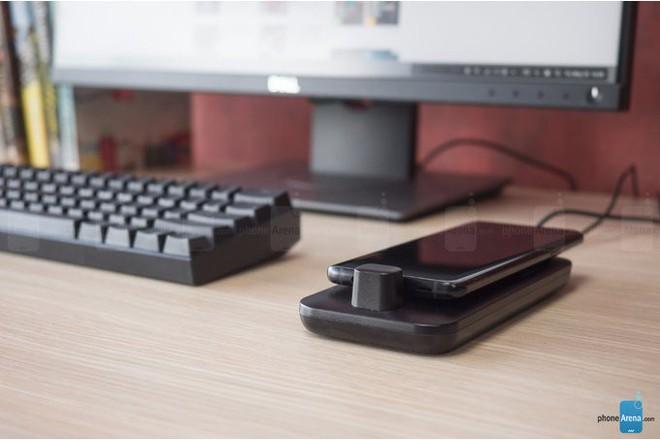 Galaxy Note 9 vẫn có thể biến thành một chiếc máy tính nhỏ gọn mà không cần tới DeX Pad - Ảnh 1.