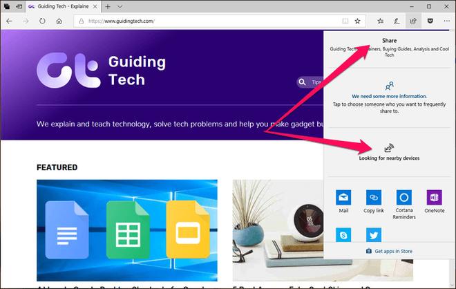 14 tính năng dưới đây sẽ cho thấy Microsoft Edge cũng đáng gờm chẳng kém những trình duyệt khác - Ảnh 1.