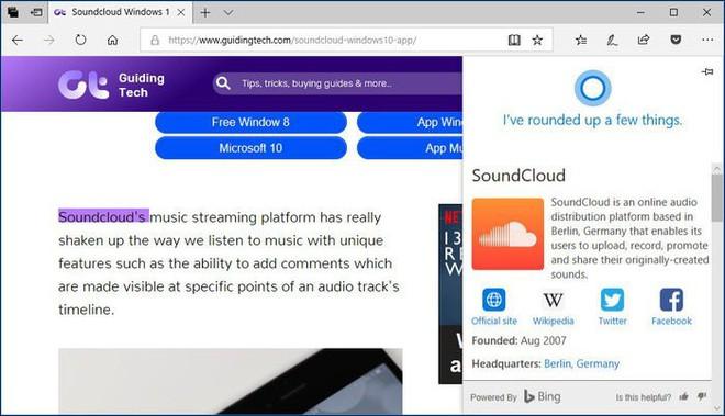 14 tính năng dưới đây sẽ cho thấy Microsoft Edge cũng đáng gờm chẳng kém những trình duyệt khác - Ảnh 17.