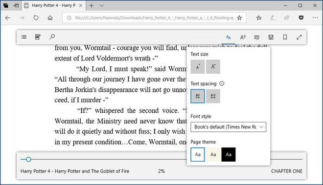 14 tính năng dưới đây sẽ cho thấy Microsoft Edge cũng đáng gờm chẳng kém những trình duyệt khác - Ảnh 7.