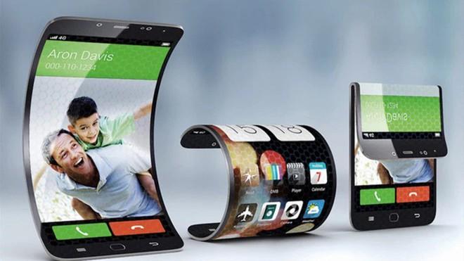Samsung có thể sử dụng giải pháp thông báo thông minh trên chiếc smartphone màn hình gập Galaxy X - Ảnh 1.