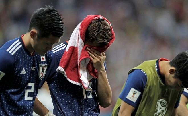 Tinh thần samurai của người Nhật vẫn còn nguyên vẹn, ngay cả khi đối mặt thất bại tại World Cup 2018 - Ảnh 3.