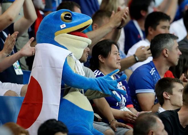 Tinh thần samurai của người Nhật vẫn còn nguyên vẹn, ngay cả khi đối mặt thất bại tại World Cup 2018 - Ảnh 1.