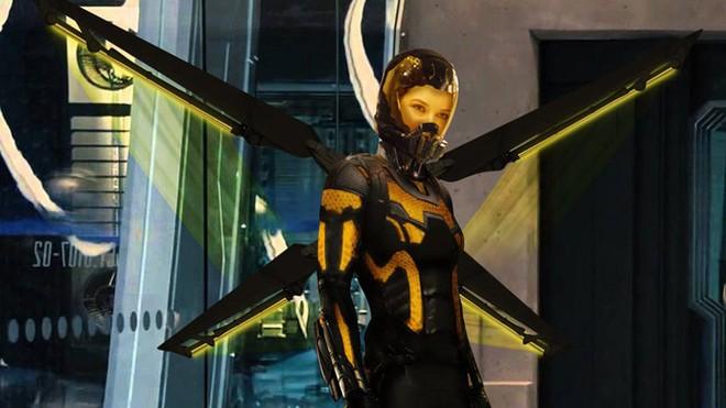 Tìm hiểu về The Wasp - Nàng chiến binh ong cực ngầu của Vũ trụ Marvel - Ảnh 2.