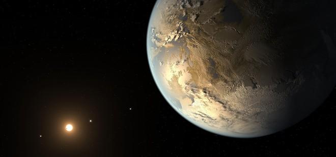 Nhà khoa học lão làng tại NASA tuyên bố: Con người sẽ cần tới 3 hành tinh nữa thì mới đủ để sống tiếp - Ảnh 1.