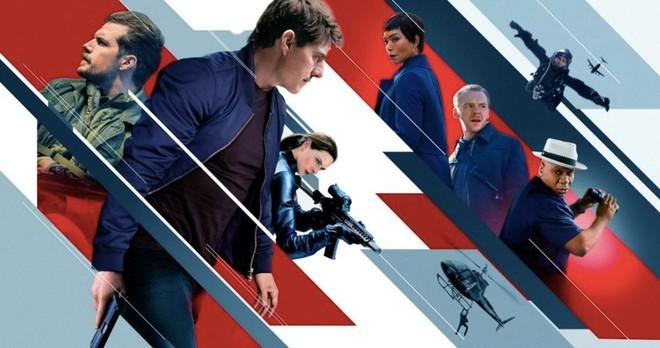 Mission: Impossible 6 là phần có doanh thu mở màn ngon lành cành đào nhất - Ảnh 2.