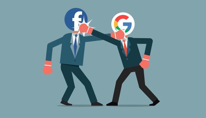 Google - Alphabet chính là người hưởng lợi sau cú ngã thần thánh của Facebook tuần qua - Ảnh 1.