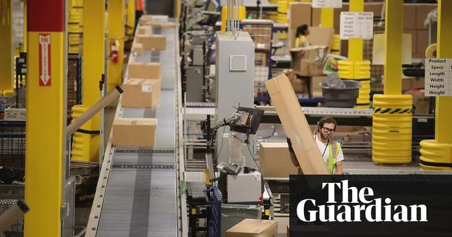 Đằng sau sự phát triển rực rỡ của Amazon là những phận đời nhân viên khốn khổ, thất nghiệp, vô gia cư và tàn phế - Ảnh 1.