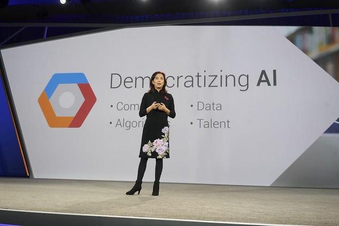 Đại kế hoạch của Google để biến AI trở nên dễ tiếp cận hơn - Ảnh 1.