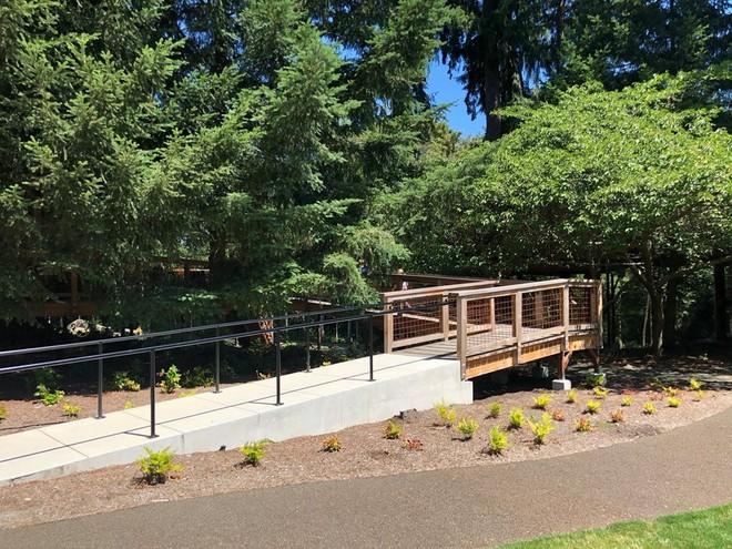 Chiêm ngưỡng ngôi nhà trên cây mà Microsoft làm cho nhân viên: Gặp gỡ, làm việc hay tắm nắng đều được - Ảnh 13.