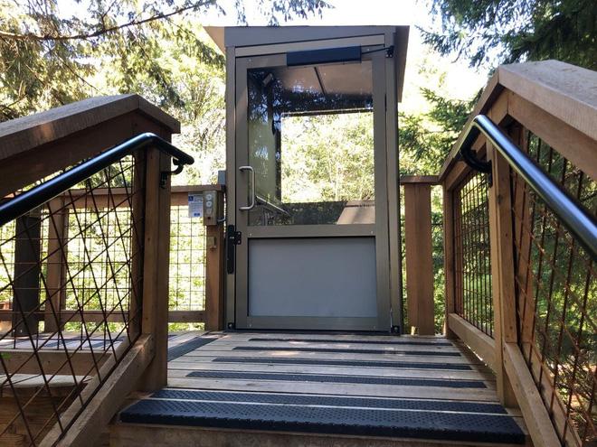 Chiêm ngưỡng ngôi nhà trên cây mà Microsoft làm cho nhân viên: Gặp gỡ, làm việc hay tắm nắng đều được - Ảnh 17.