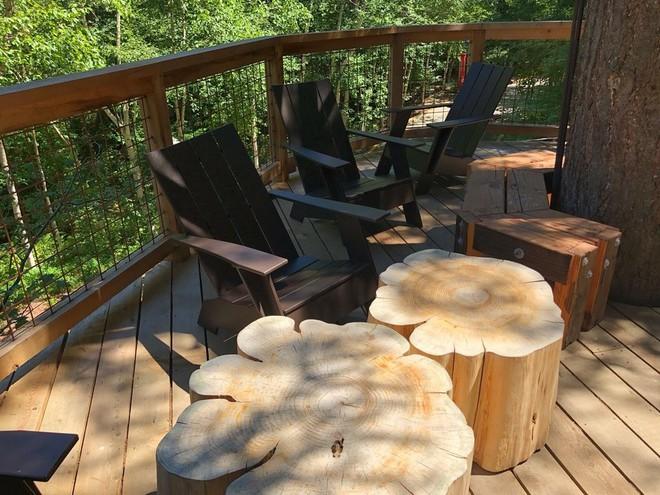 Chiêm ngưỡng ngôi nhà trên cây mà Microsoft làm cho nhân viên: Gặp gỡ, làm việc hay tắm nắng đều được - Ảnh 18.