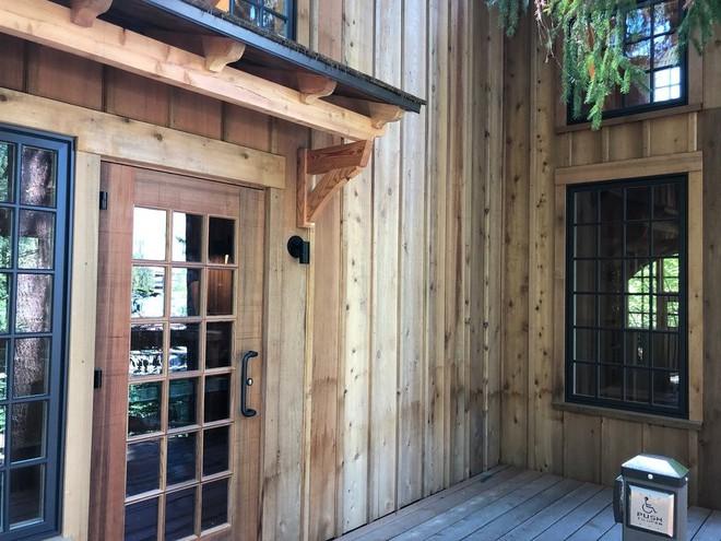 Chiêm ngưỡng ngôi nhà trên cây mà Microsoft làm cho nhân viên: Gặp gỡ, làm việc hay tắm nắng đều được - Ảnh 19.