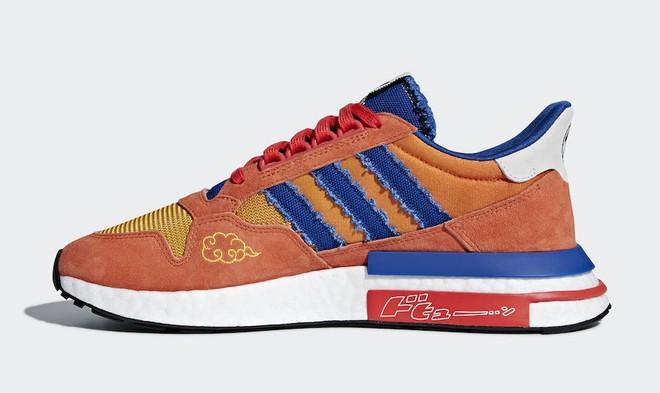 Cùng soi Goku và Frieza, hai mẫu giày trong BTS adidas x Dragon Ball Z sẽ lên kệ vào tháng 8 - Ảnh 6.