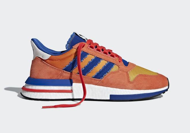 Cùng soi Goku và Frieza, hai mẫu giày trong BTS adidas x Dragon Ball Z sẽ lên kệ vào tháng 8 - Ảnh 4.