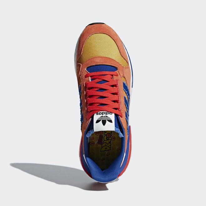 Cùng soi Goku và Frieza, hai mẫu giày trong BTS adidas x Dragon Ball Z sẽ lên kệ vào tháng 8 - Ảnh 5.
