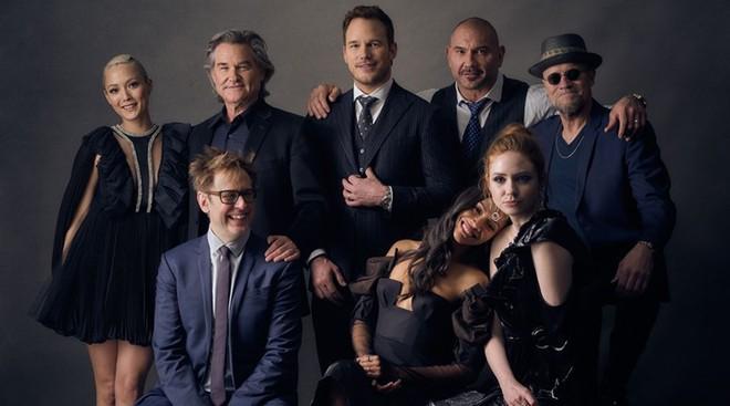 Dàn sao Guardians of the Galaxy ký tâm thư nằng nặc đòi Disney đưa James Gunn trở lại - Ảnh 1.