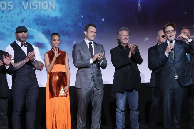 Dàn sao Guardians of the Galaxy ký tâm thư nằng nặc đòi Disney đưa James Gunn trở lại - Ảnh 3.