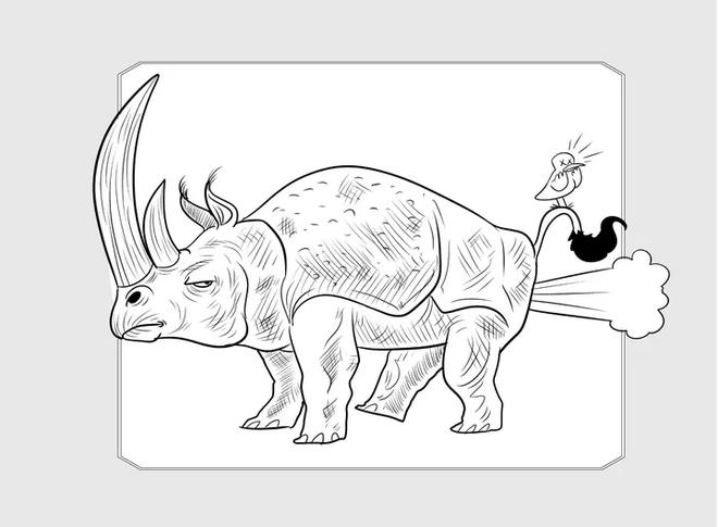 Xì hơi trong thế giới động vật: có loài xì hơi, có loài không, có loài lại phải cố xì hơi để mà sống - Ảnh 4.