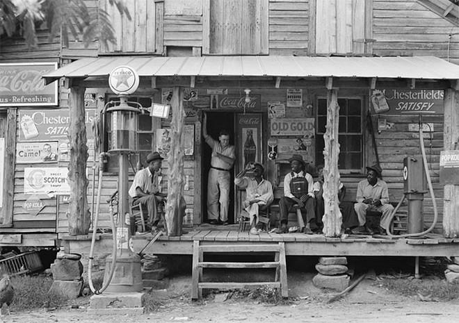 Hình ảnh hoài cổ về chợ búa ở Mỹ trong thế kỷ 20 chắc chắn sẽ khiến bạn ngạc nhiên - Ảnh 2.