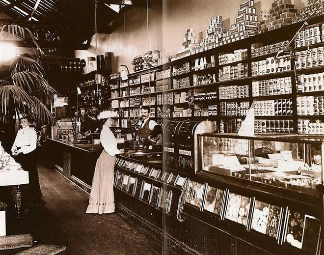 Hình ảnh hoài cổ về chợ búa ở Mỹ trong thế kỷ 20 chắc chắn sẽ khiến bạn ngạc nhiên - Ảnh 3.
