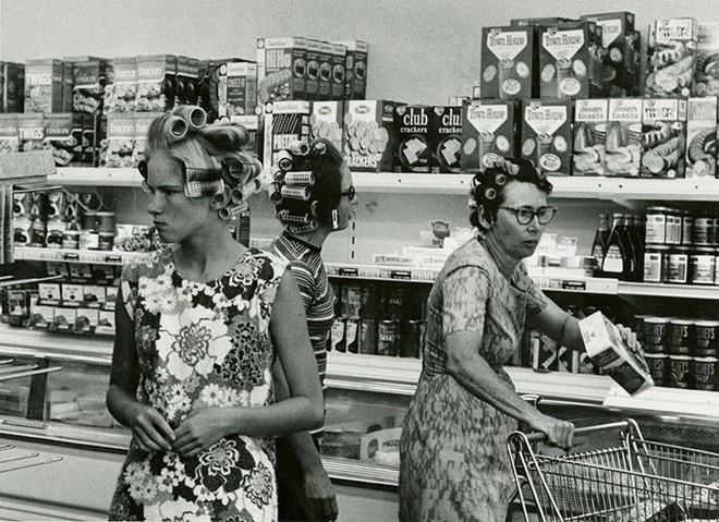 Hình ảnh hoài cổ về chợ búa ở Mỹ trong thế kỷ 20 chắc chắn sẽ khiến bạn ngạc nhiên - Ảnh 4.