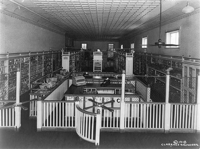 Hình ảnh hoài cổ về chợ búa ở Mỹ trong thế kỷ 20 chắc chắn sẽ khiến bạn ngạc nhiên - Ảnh 7.