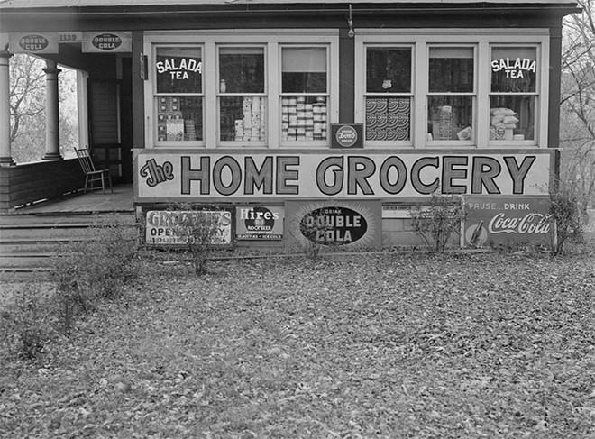 Hình ảnh hoài cổ về chợ búa ở Mỹ trong thế kỷ 20 chắc chắn sẽ khiến bạn ngạc nhiên - Ảnh 11.