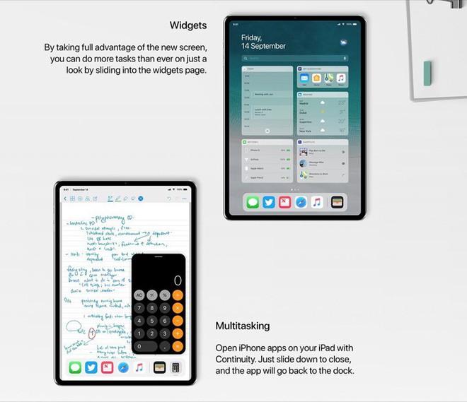 [Concept] Đây là vẻ đẹp của iPad Pro với Face ID sắp ra mắt - Ảnh 6.