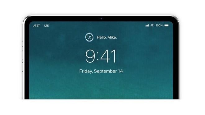 [Concept] Đây là vẻ đẹp của iPad Pro với Face ID sắp ra mắt - Ảnh 7.