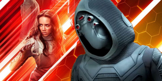 Ghost – Bóng ma một mình cân cả Ant-Man and The Wasp - Ảnh 1.